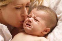 Плохой сон у 5-месячного ребенка
