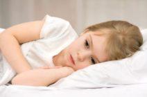 Почему дети плохо засыпают в преддверии ночи