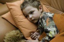Нарушение сна у детей в 4 года