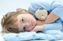 В чем причина плохого ночного сна у детей?