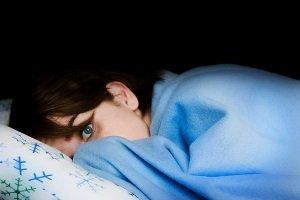 Беспокойные мысли в голове перед сном
