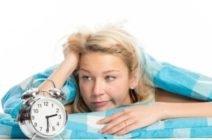 Первые проявления и симптомы бессонницы