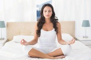 Медитация перед ночным сном для расслабления, восстановления и очищения